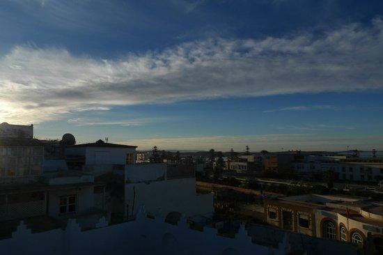 Riad Ocean Medina : Vue de la terrasse