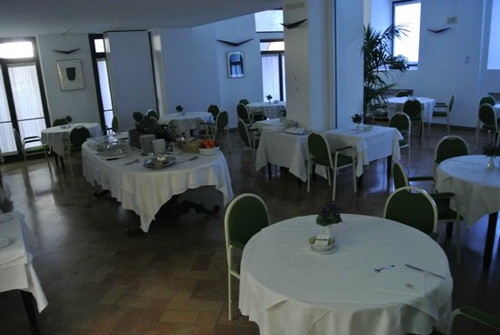 Hotel Tiferno : la colazione