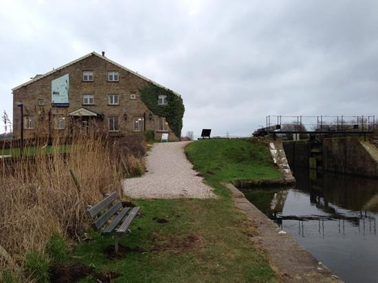 The Mill at Conder Green:                   great place!!