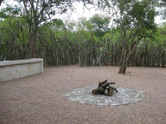 Kapama Southern Camp:                   Boma