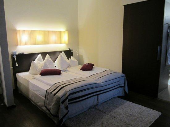 Falkensteiner Hotel Am Schottenfeld: Deluxezimmer (nach Upgrade)