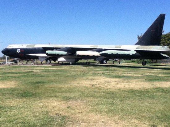 Castle Air Museum: B-52