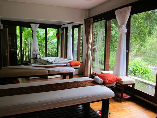 The Samaya Bali Ubud: Couple spa room