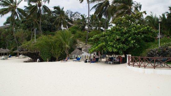 Leisure Lodge Beach and Golf Resort:                   Beach playground
