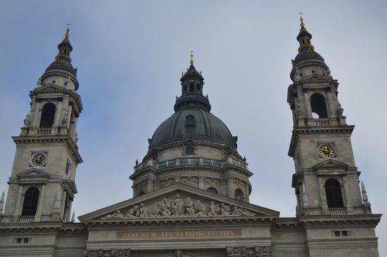 Basilique Saint-Étienne de Pest : Ego sum via veritas et vita