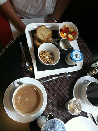 Hotel & Spa La Belle Juliette : breakfast again