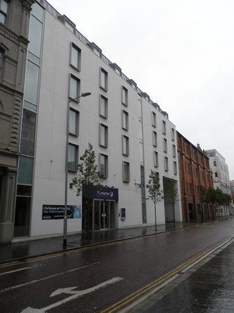 Premier Inn Belfast City Cathedral Quarter Hotel: Hotel