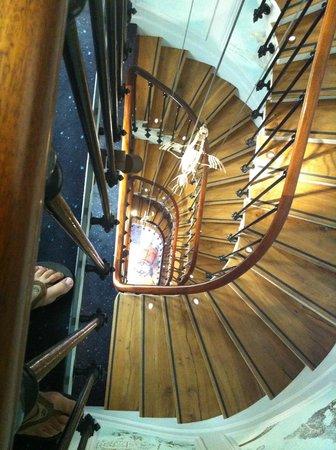 Hotel & Spa La Belle Juliette: stairs again
