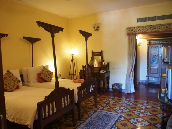 The Grand Imperial, Agra:                   Twin room