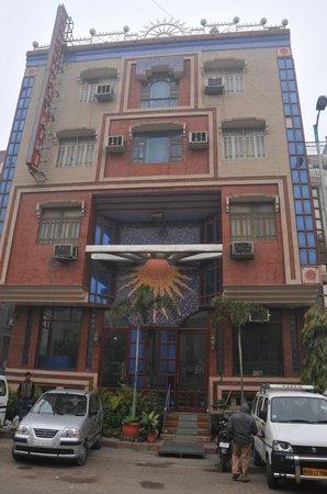 โรงแรมเดอะ ซันคอร์ท ยาทรี: Suncourt Hotel Yatri