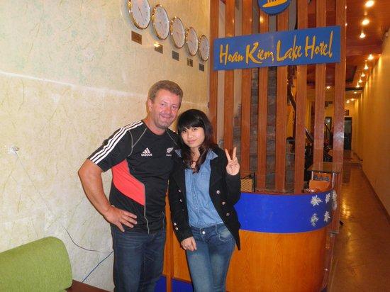 Hoan Kiem Lake Hotel:                   good memory