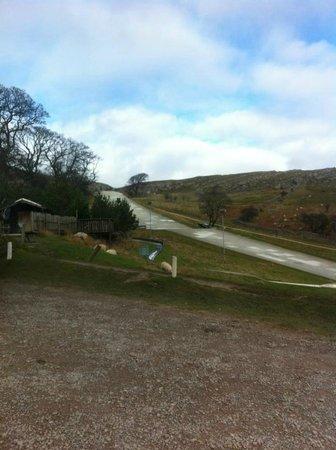 Llandudno Ski Slope: The ski slope