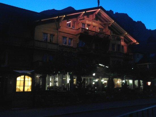 Restaurant Adler :                   Resturant