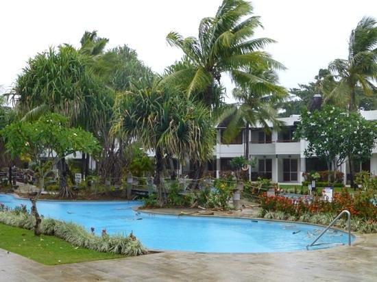 Sheraton Denarau Villas:                   villas pool