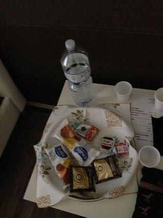 Dolci Notti: colazione in camera...