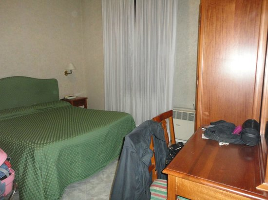 Hotel Moderno: Camera