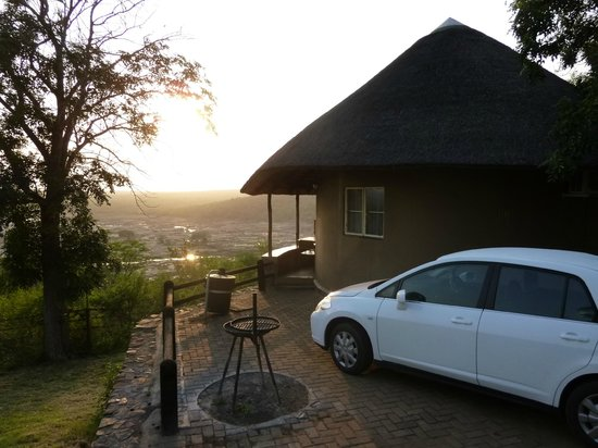 Olifants Rest Camp:                   Hut