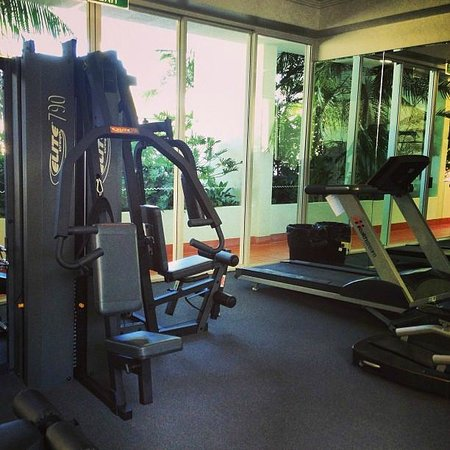 Crystal Bay on the Broadwater: Resort gym - air conditioned and TV also