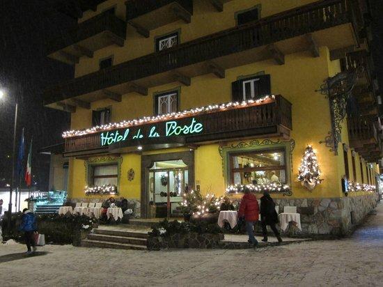 De la Poste: Esterno Hotel