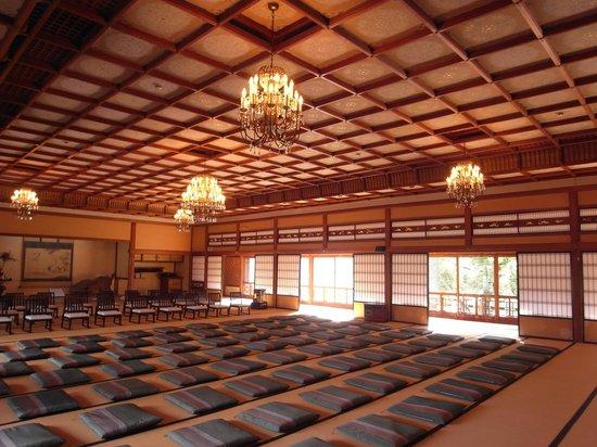 Hinjitsukan : 120畳の大広間