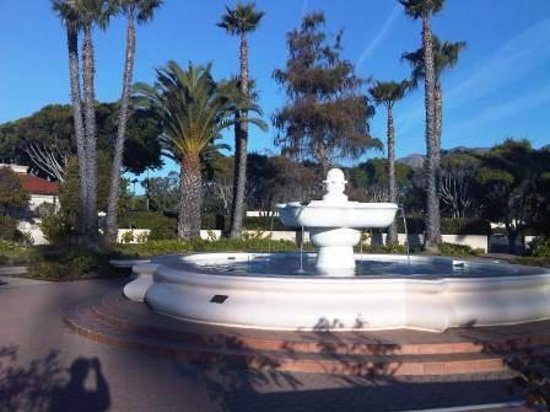 The Fess Parker - A Doubletree by Hilton Resort : The gardens