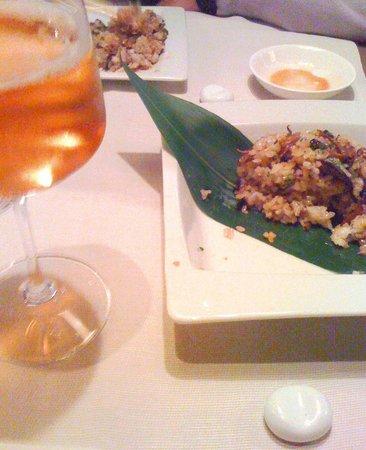 Ristorante Sushi Kiyo: Il riso, delizioso