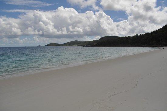 Whitehaven Beach: Island paradise