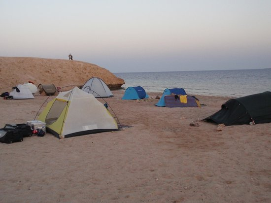 Dahab Divers South Sinai Hotel & Dive center: the camp