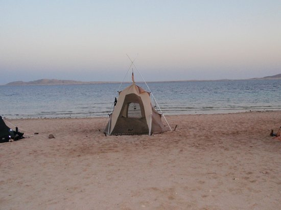 Dahab Divers South Sinai Hotel & Dive center: other tent