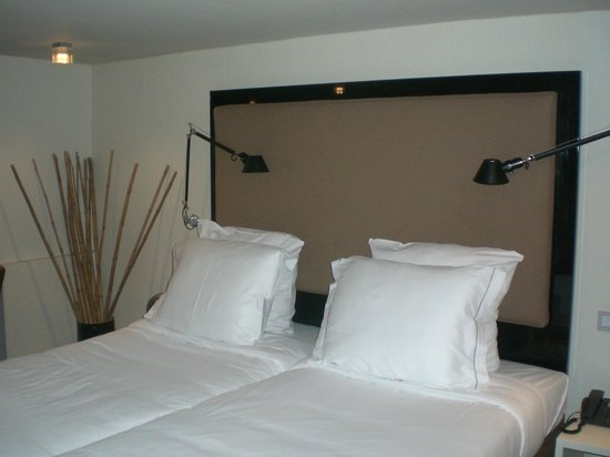 Hotel Roemer: Letto