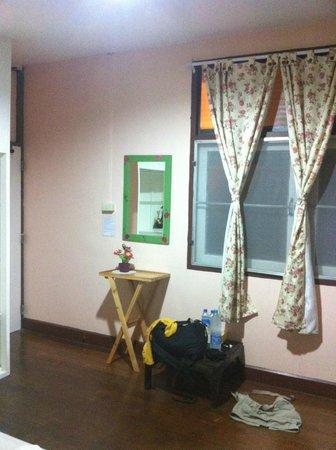 Khaosan Baan Thai: habitacion