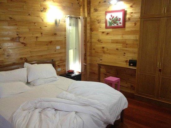Baan Soontree Resort: 1 Bedroom Superior Gardenview - bedroom