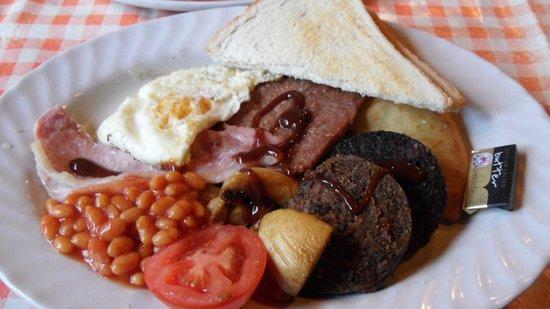 Nicky Tams Bar & Bothy: el mejor desayuno escoces