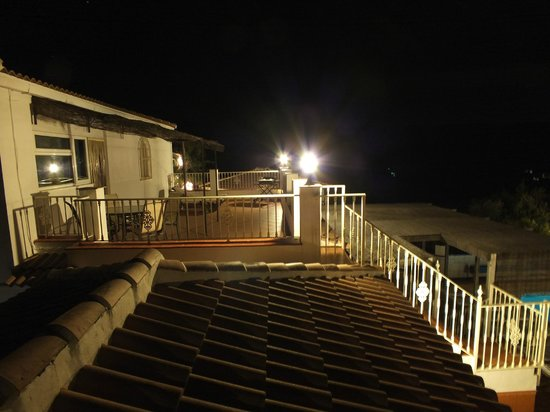 Casa Pino Solo: Large Roof Terrace