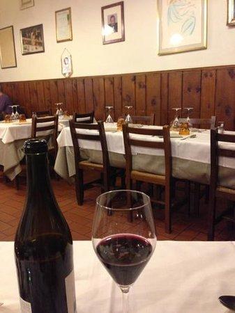 Ristorante Cavalier Saltini: sala