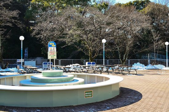 Toshimaen Amusement Park:                   Well maybe not functioning..