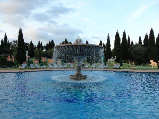 Peermont D'oreale Grande at Emperors Palace:                   Boa opção, perto do aeroporto