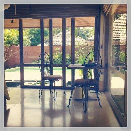 Evason Hua Hin:                   sunlit pool villa