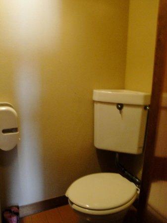 Hotel Edoya:                   Toilet