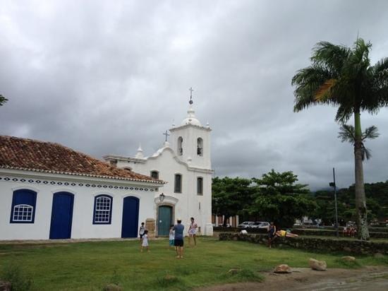Parque Hotel Pereque:                   fantastic historic buildings
