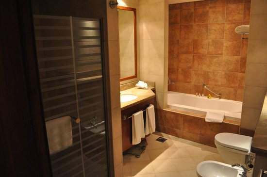 JA Oasis Beach Tower: Our ensuite