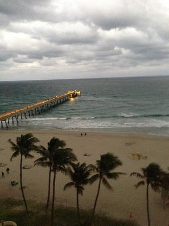 Wyndham Deerfield Beach Resort:                   what a great view from the room