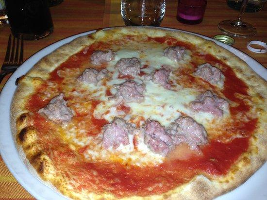 Ristorante Pizzeria San Marco: La pizza