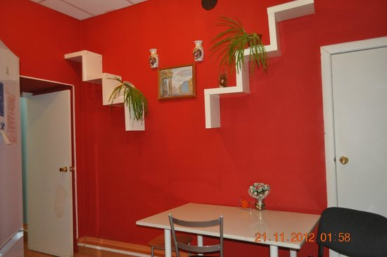 Prima-Sport : dining room