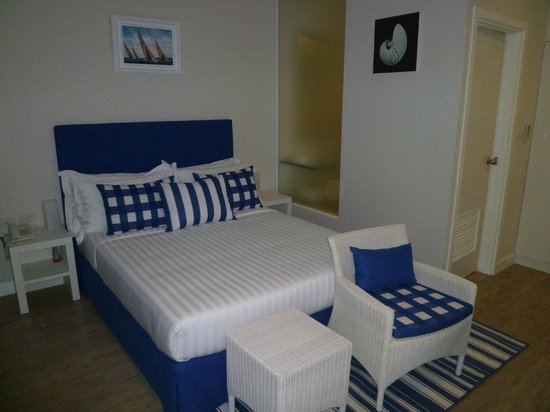 Phuket Boat Quay Boutique Guesthouse: nice clean comfortable room