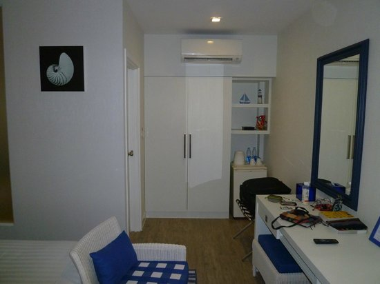 Phuket Boat Quay Boutique Guesthouse: nice room, enough space