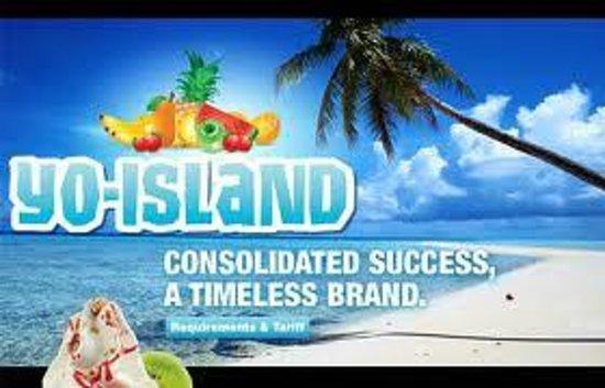 Yo Island: YOGURT SANO E GENUINO