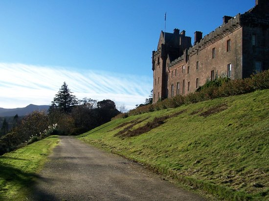 The Shorehouse:                   Brodick Castle