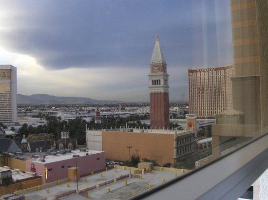 Harrah's Las Vegas:                   view
