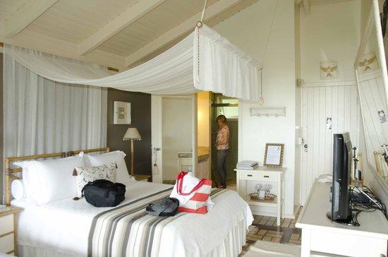 Quinta do Bucanero Hotel de Charme:                   Nosso apartamento